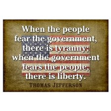 Jefferson: Liberty vs. Tyranny