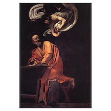 The Inspiration of Saint Matt
