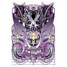 Twilight Royal Media Mix Crest