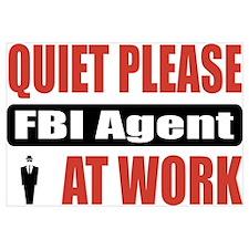 FBI Agent Work