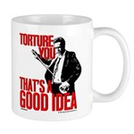 Reservoir Dogs Torture You Mug