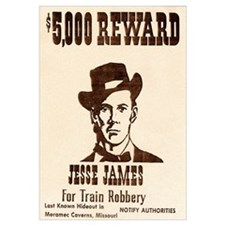 Wanted Jesse James