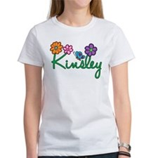 Kinsley Flowers Tee