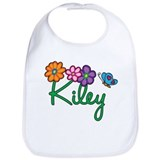 Kiley Flowers Bib