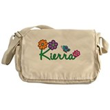 Kierra Flowers Messenger Bag