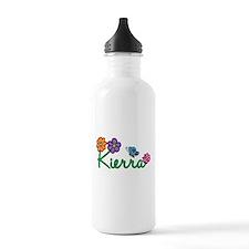Kierra Flowers Water Bottle