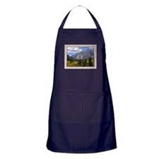 Unique Colorado state Apron (dark)