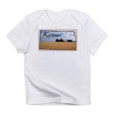Cute Kansas Infant T-Shirt