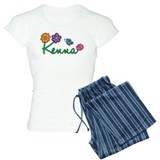 Kenna Flowers pajamas