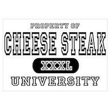 Cheese Steak University T-Shirts