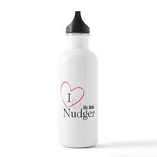 I love my little nudger Water Bottle