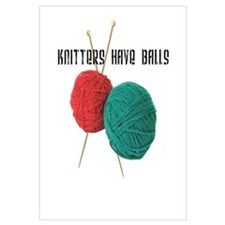 Knitters have Balls