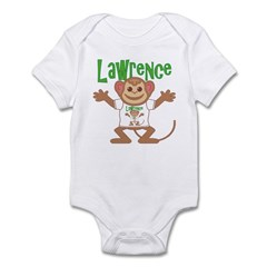 Little Monkey Lawrence Infant Bodysuit