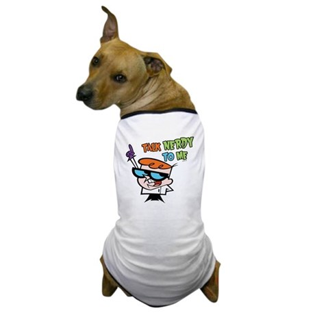Dexter's Lab Talk Nerdy Dog T-Shirt