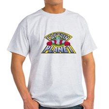Captain Planet Logo T-Shirt