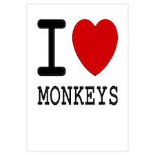 I heart monkeys