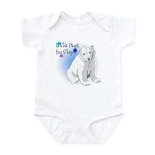 Little Paws, Big Steps! Infant Creeper