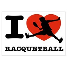 I love Racquetball
