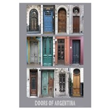 Doors of Argentina