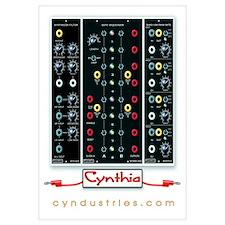 Cute Cynthia Wall Art