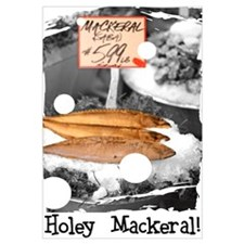 Holey Mackeral!