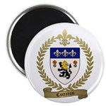 "COTTREAU Family Crest 2.25"" Magnet (10 pack)"