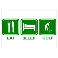 EAT SLEEP GOLF (grn)