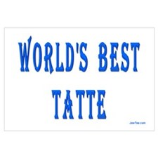 WOrld's Best Tatte