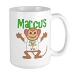 Little Monkey Marcus Large Mug