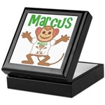 Little Monkey Marcus Keepsake Box