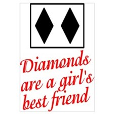 Diamonds: girl's best friend