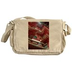 Singapore Buddha Tooth Temple Messenger Bag