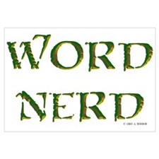 Word Nerd (medieval)