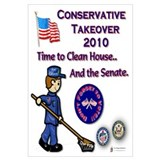 Conservative Takeover 2010 Vote