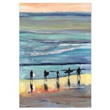 Surfers by RD Riccoboni