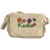 Karlie Flowers Messenger Bag
