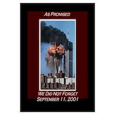 Cute September 11 Wall Art