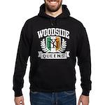 Woodside Queens NY Irish Hoodie (dark)