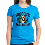 Woodside Queens NY Irish Women's Dark T-Shirt