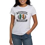 Woodside Queens NY Irish Women's T-Shirt