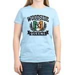 Woodside Queens NY Irish Women's Light T-Shirt