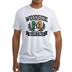 Woodside Queens NY Irish Fitted T-Shirt