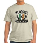 Woodside Queens NY Irish Light T-Shirt