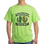 Woodside Queens NY Irish Green T-Shirt
