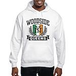 Woodside Queens NY Irish Hooded Sweatshirt