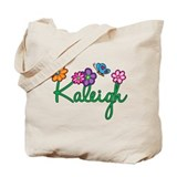 Kaleigh Flowers Tote Bag