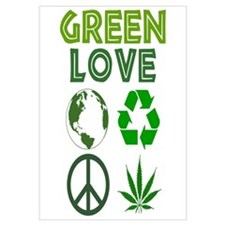 Green Love - MJ 1
