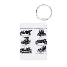 Ford Model T - 1911 Ad Keychains