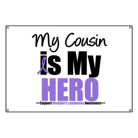My Cousin is My Hero (HL) Banner