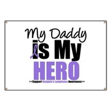 My Daddy is My Hero (HL) Banner